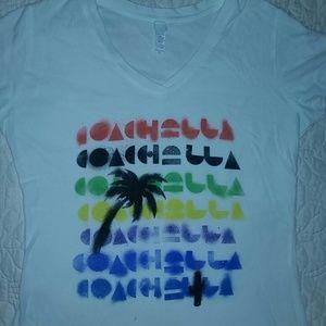 Vintage Coachella T-Shirt Licensed Merchandise